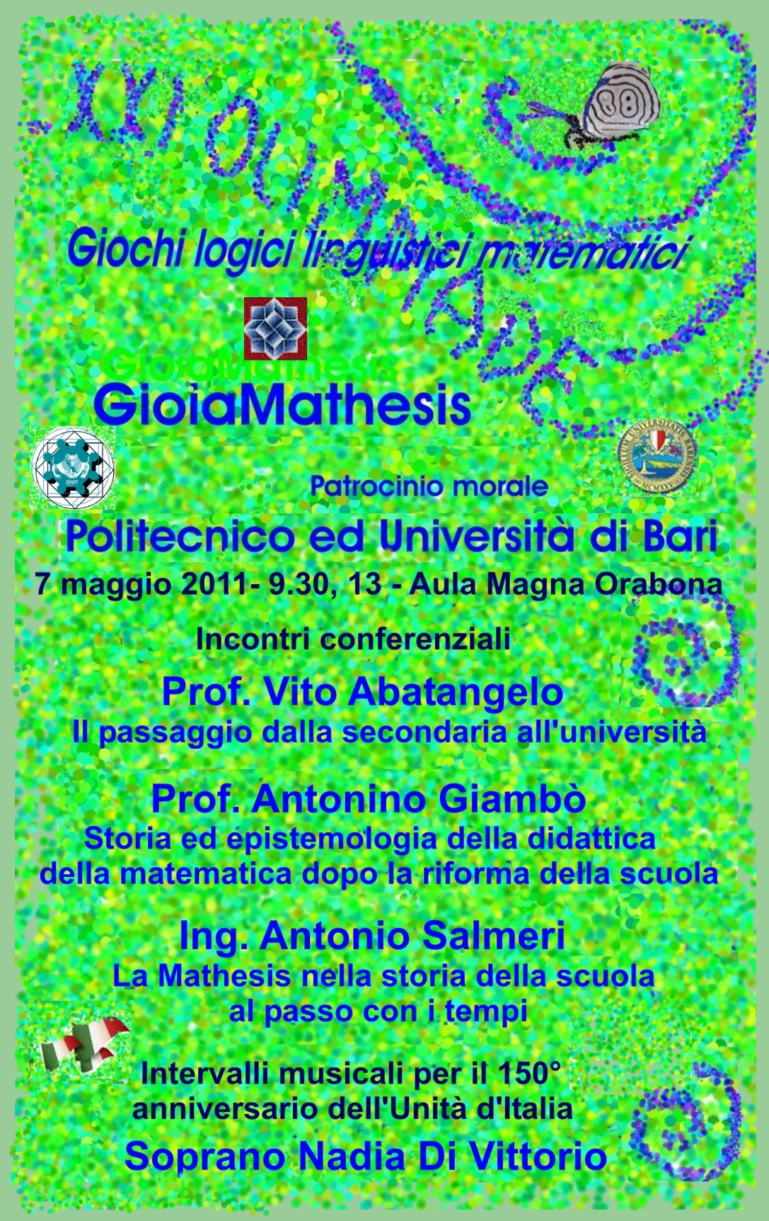 gioiamathesis it 2011